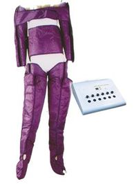 Body Slimming Suit with Infrared Compression and Drainage