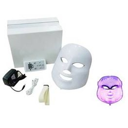 Face Mask - 7 Colours- Timer- 5 Intensities