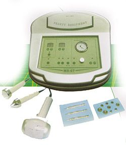 Diamond Microdermabrasion 2002: 3-in-1 Machine